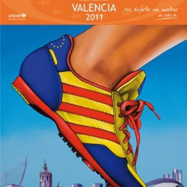 Valencia Capital Europea del Deporte 2011