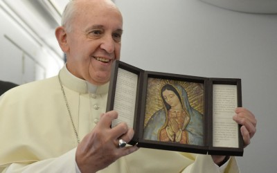 Misa a la Virgen de Guadalupe