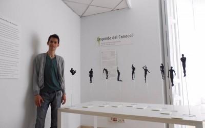 """Exposición """"Leyenda del Canacol"""""""