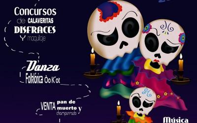 Ruta de Día de Muertos en Valencia 2012