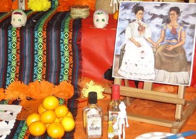 Altar de Muertos 2008
