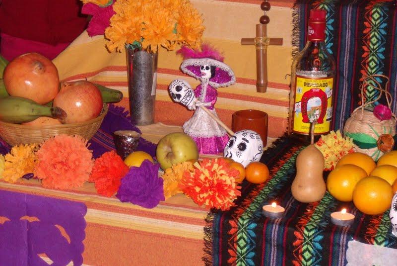 Altar de Muertos 2011