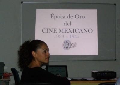Charla Momentos del Cine Mexicano