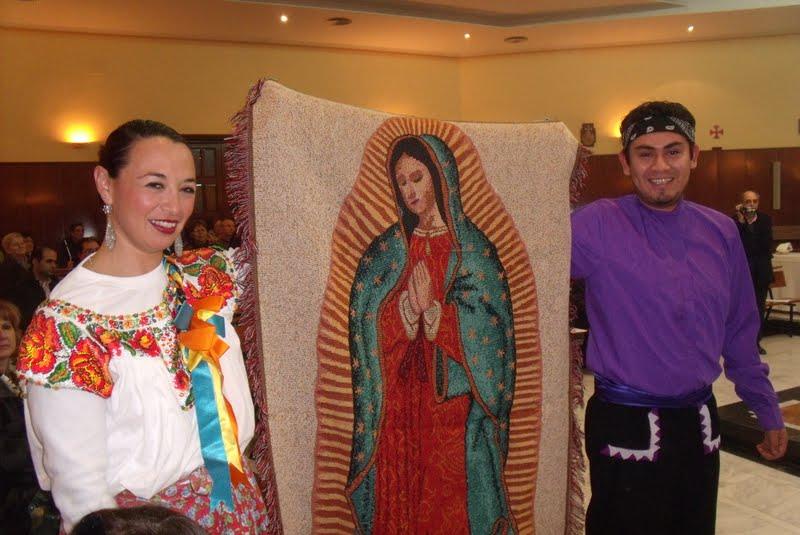 Misa Virgen de Guadalupe 2011