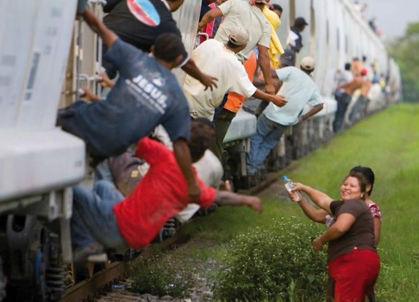 Las Patronas de Veracruz