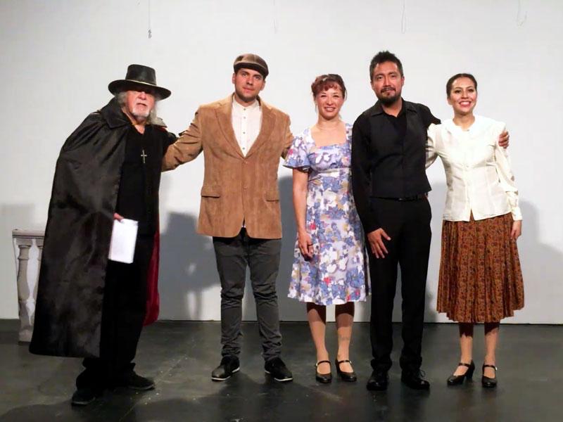 Vídeos de LA LEYENDA DEL CALLEJON DEL BESO Y EL NICHO 1501