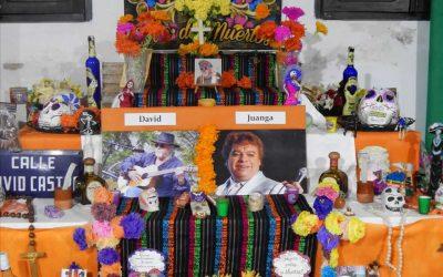 Agradecimientos del Día de Muertos 2016 en Valencia