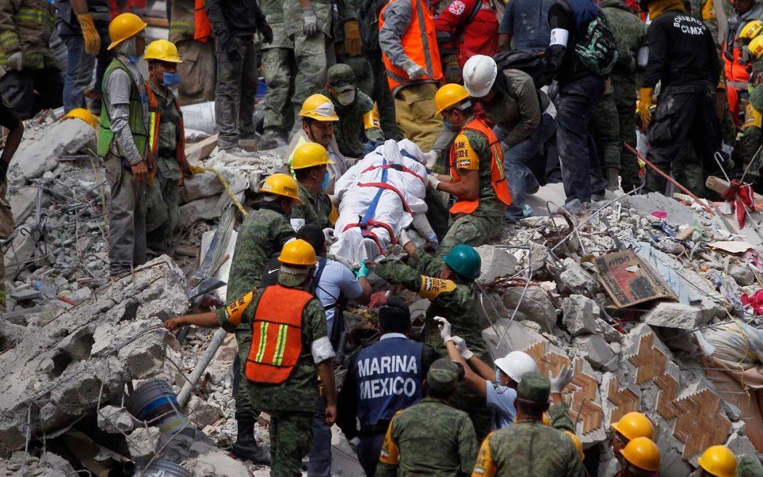 Ayuda para el sismo 7 y 19 de Septiembre 2017