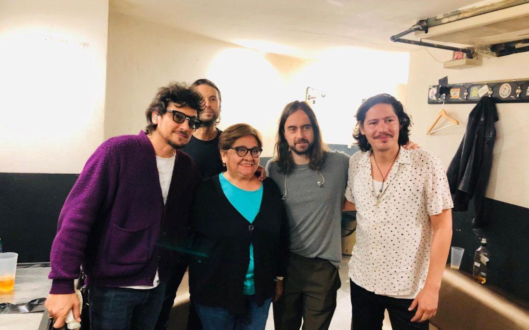 ZOE – AZTLAN – GIRA ESPAÑA 2019 – NOCHE DE MAGIA Y MÚSICA EN VALENCIA