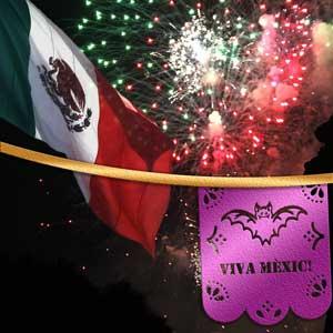 Celebración en Valencia del Día del Grito de Independencia de México – 2019